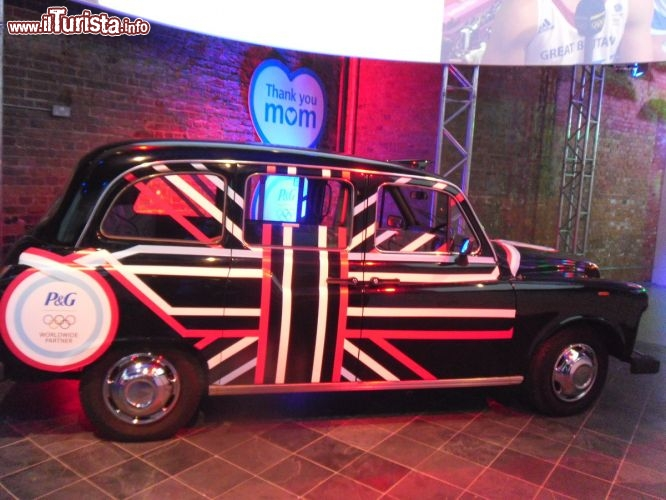 Rolls Royce versione speciale a London 2012, le XXX Olimpiadi