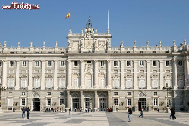 Cosa vedere e cosa visitare Palacio Real