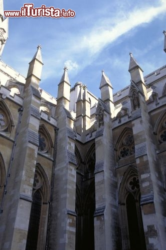 Immagine Architettura della Westminster Abbey, Londra  - © visitlondonimages/ britainonview