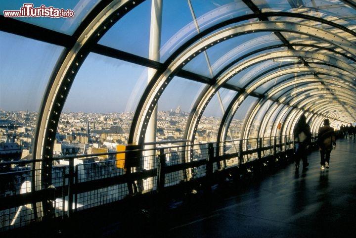 Cosa vedere e cosa visitare Centre Georges Pompidou