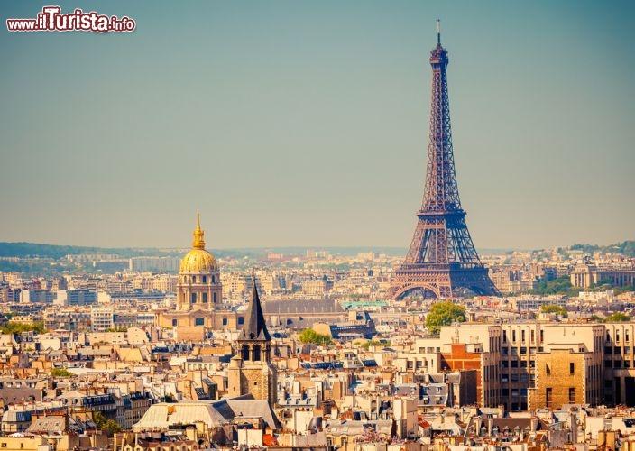 Cosa Vedere A Parigi Mappa Con 45 Attrazioni Luoghi Da