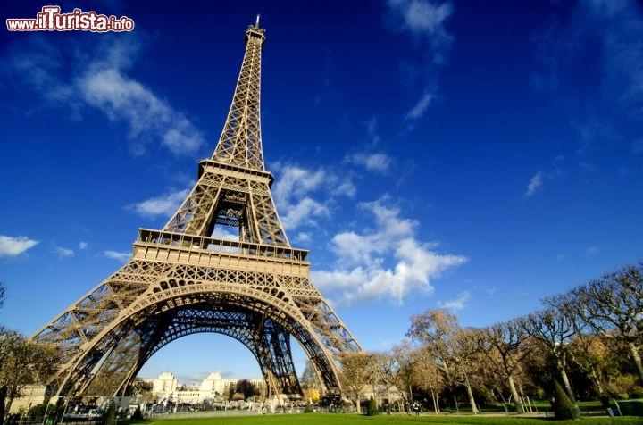 Tour Eiffel Parigi Cosa Vedere Guida Alla Visita