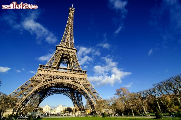 Cosa vedere e cosa visitare Tour Eiffel