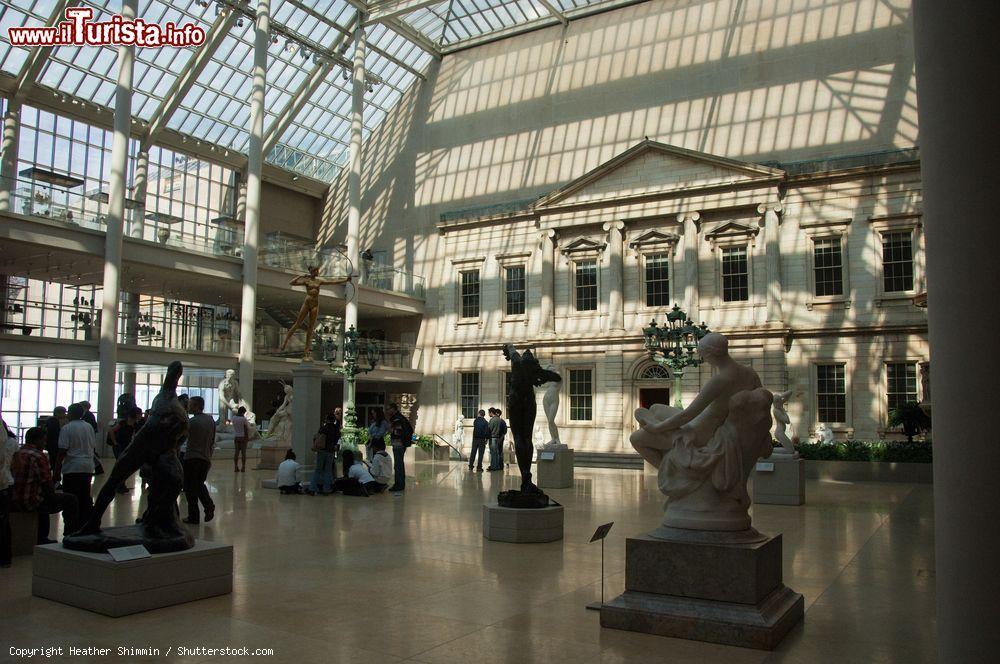 Cosa vedere e cosa visitare Metropolitan Museum of Art