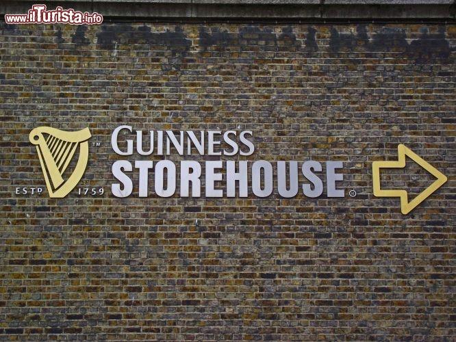 Cosa vedere e cosa visitare Guinness Storehouse