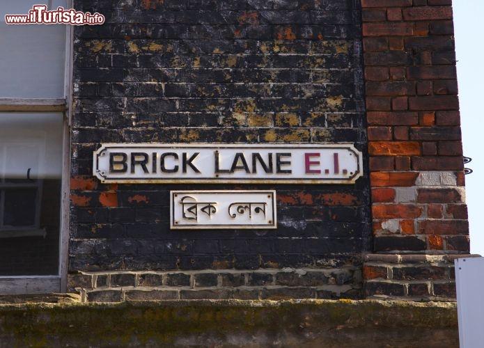 Cosa vedere e cosa visitare Brick Lane