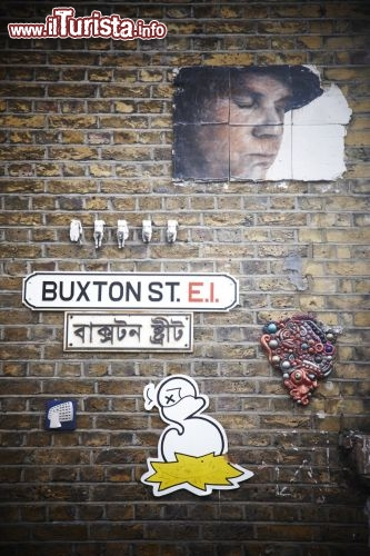 Immagine Buxton Street, Brick Lane, Londra - London on View/VisitBritain