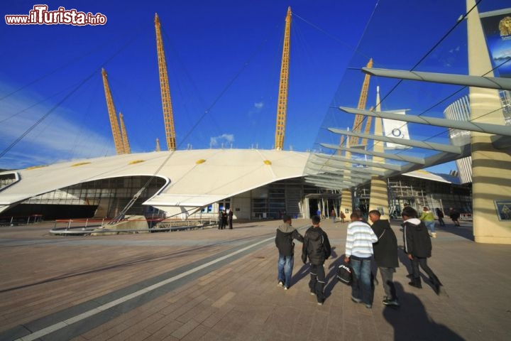 Immagine 02, Millenium Dome a Greenwich, Londra - © visitlondonimages/ britainonview/ Pawel Libera