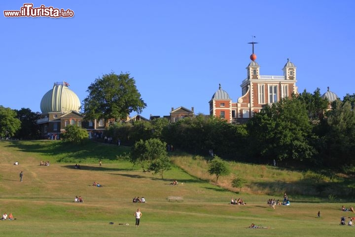 Immagine Royal Greenwich Observatory - © visitlondonimages/ britainonview