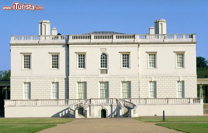 Immagine Queens house a Greenwich  - © visitlondonimages/ britainonview
