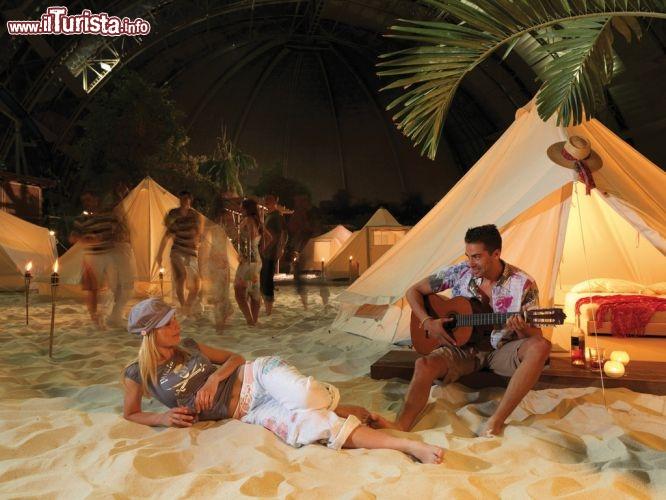 Tropical Island Safari Zelt News