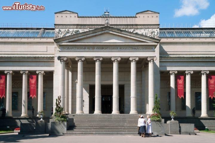 Cosa vedere e cosa visitare Museo Puškin delle belle arti