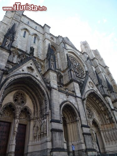 Immagine Cattedrale St John the Divine ad Harlem, New York City