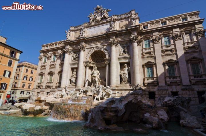Cosa vedere e cosa visitare Fontana di Trevi