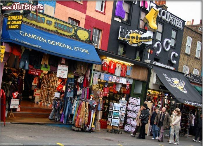 Cosa vedere e cosa visitare Camden Town