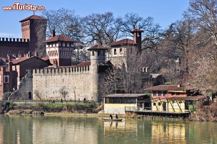 Cosa vedere e cosa visitare Borgo Medievale