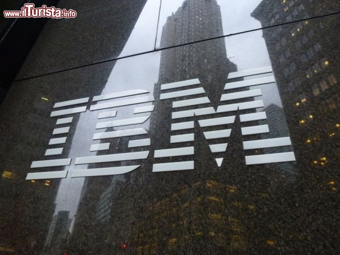 Immagine Ibm building, a New York City