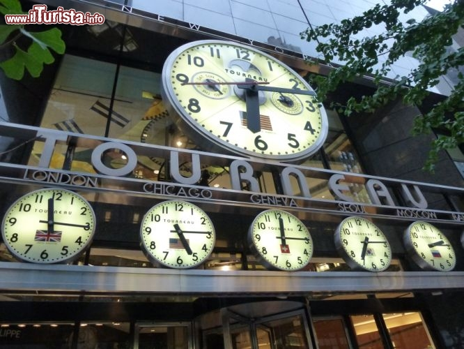 Immagine Tourneau Time Machine, New York City