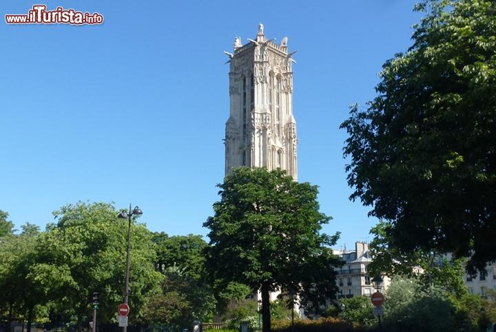 Cosa vedere e cosa visitare Tour Saint-Jacques