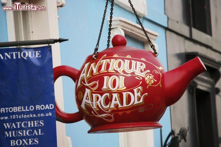 Cosa vedere e cosa visitare Portobello Road Market