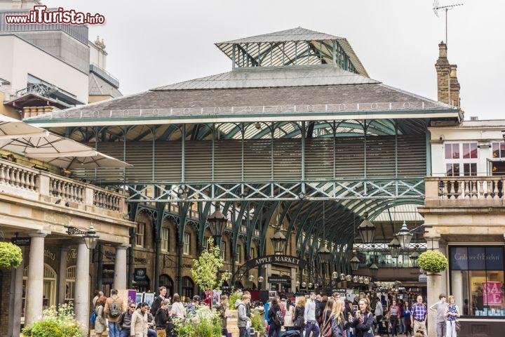 Cosa vedere e cosa visitare Covent Garden