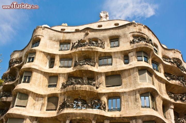 Cosa vedere e cosa visitare Casa Milà / La Pedrera