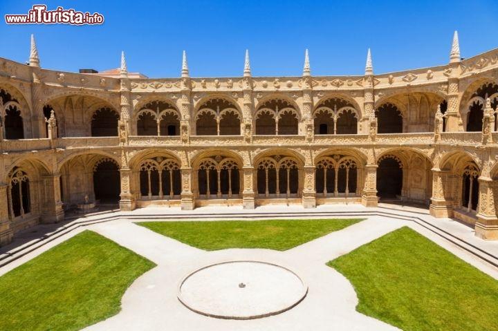 Cosa vedere e cosa visitare Monastero dos Jerónimos