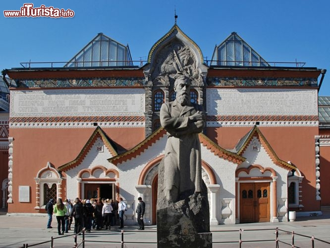 Cosa vedere e cosa visitare Galleria Tret\'jakov