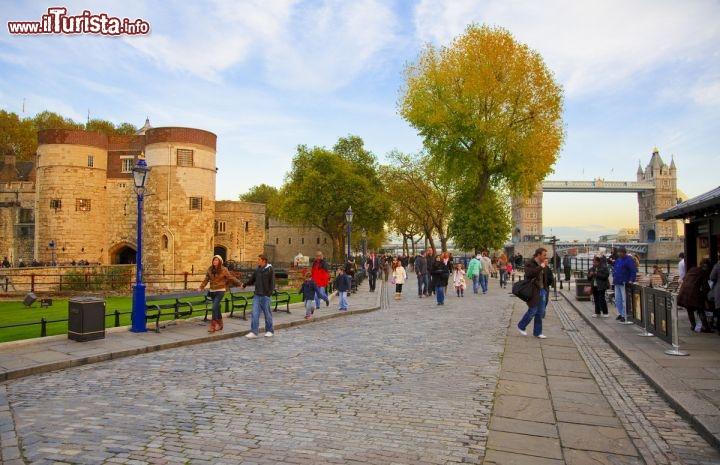 Cosa vedere e cosa visitare Torre di Londra