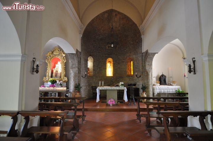 Interno del santuario della madonna della pieve san for Interno delle piantagioni del sud