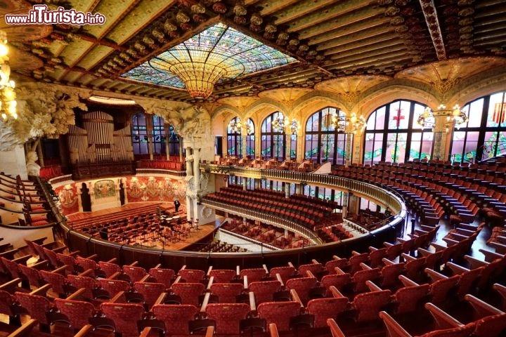 Cosa vedere e cosa visitare Palau de la Musica Catalana