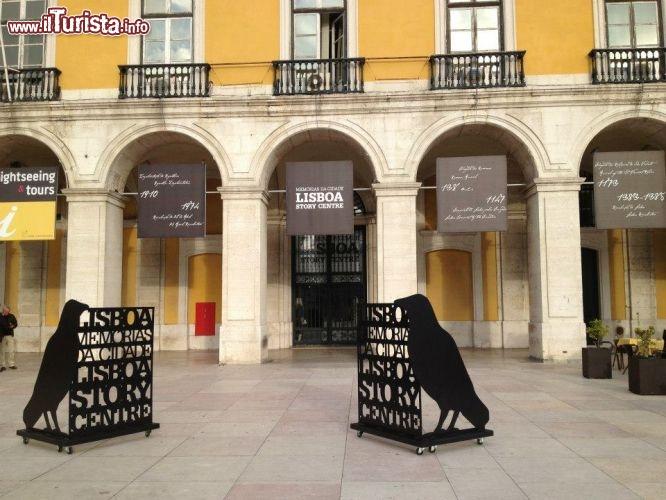 Cosa vedere e cosa visitare Lisboa Story Centre