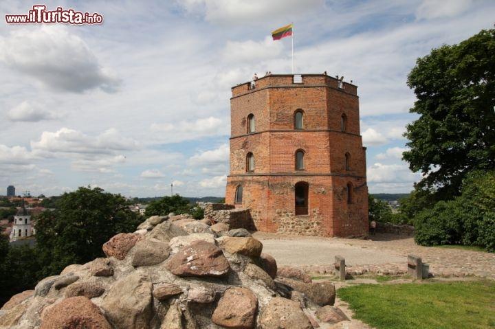 Cosa vedere e cosa visitare Torre di Gediminas