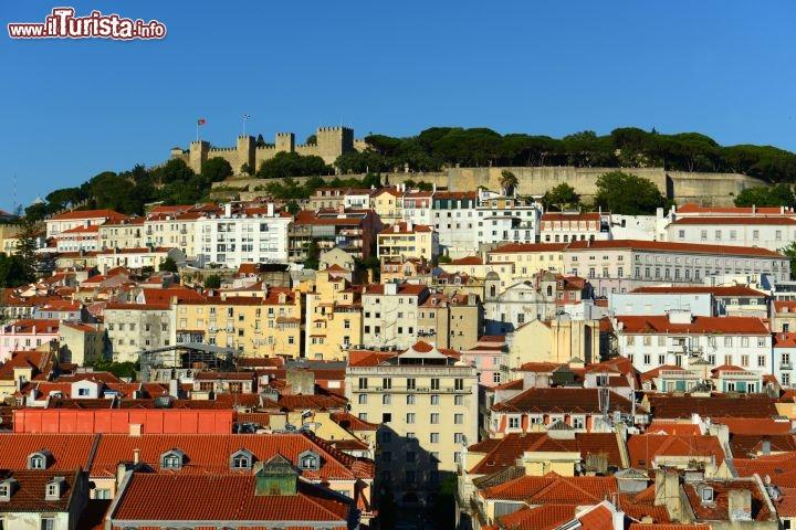Cosa vedere e cosa visitare Castello di São Jorge