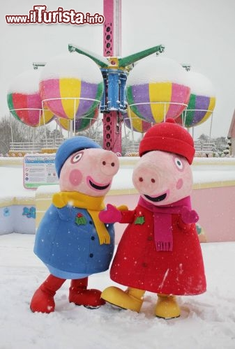 Peppa Pig World Inghilterra è aperto anche in inverno! - Cortesia foto peppapigworld.co.uk