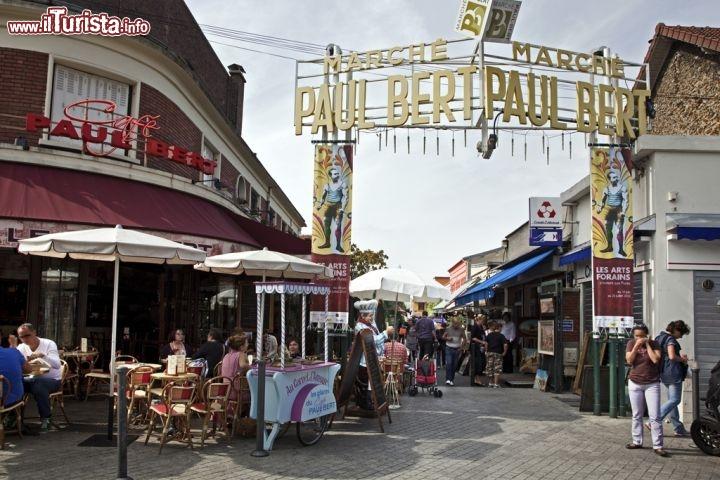 Cosa vedere e cosa visitare Marché aux Puces de Saint-Ouen