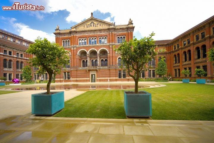 Cosa vedere e cosa visitare Victoria & Albert Museum