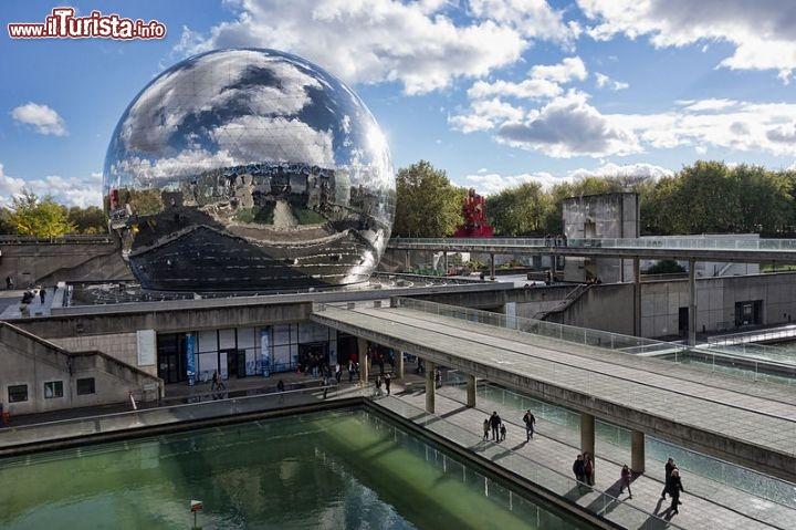 Cosa vedere e cosa visitare Parc de la Villette