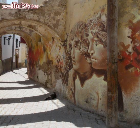 La colorata medina di azemmour la citt degli artisti del for Gli interni delle case piu belle d italia