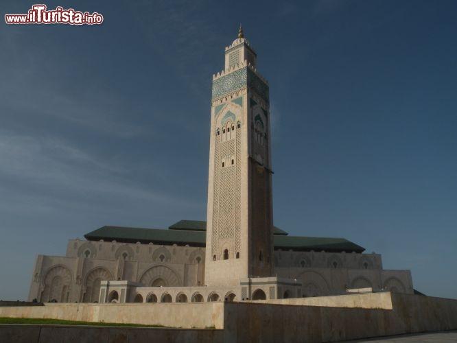 La terza moschea del mondo hassan ii a casablanca for Piccoli piani di costruzione dell hotel