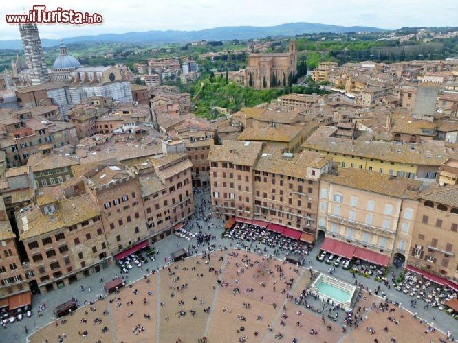 Cosa vedere e cosa visitare Piazza del Campo