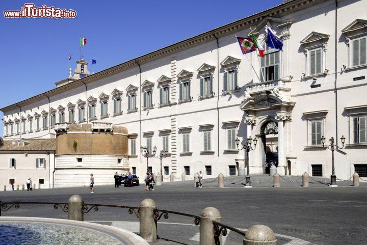 Cosa vedere e cosa visitare Palazzo del Quirinale