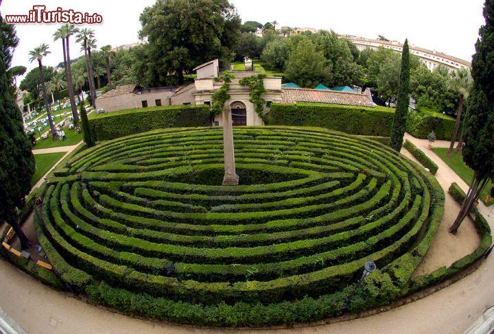 Apre al pubblico il palazzo del quirinale due itinerari per la visita - I giardini del quirinale ...
