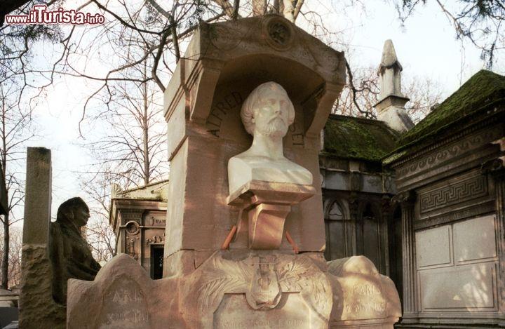 Cosa vedere e cosa visitare Cimitero di Père Lachaise