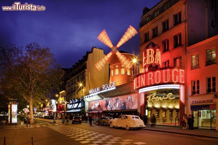 Cosa vedere e cosa visitare Moulin Rouge