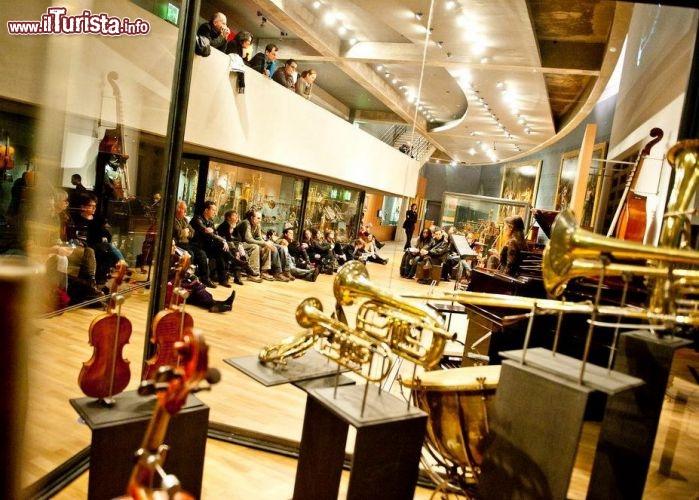 Cosa vedere e cosa visitare Museo / Cité de la Musique