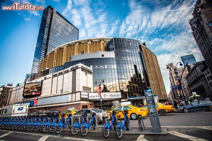 Cosa vedere e cosa visitare Madison Square Garden