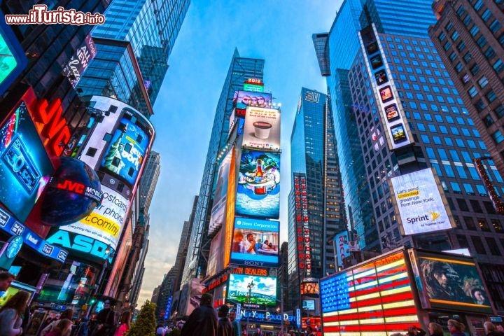 L Incrocio Pi 249 Famoso Di New York Foto New York City