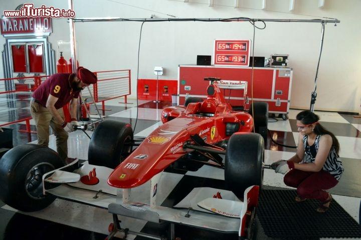 Cosa vedere e cosa visitare Ferrari World