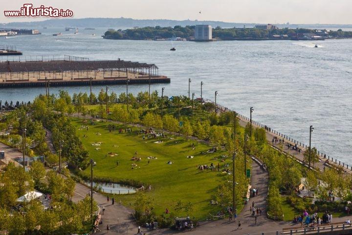 Cosa vedere e cosa visitare Brooklyn Bridge Park